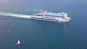Freight only sailings out of both Cork and Rosslare will continue as scheduled, the company said
