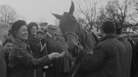 Arkle Win At Leopardstown