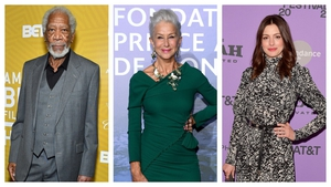 Hollywood A-listers Morgan Freeman, Helen Mirren and Anne Hathaway have signed up for a new Amazon series called Solos