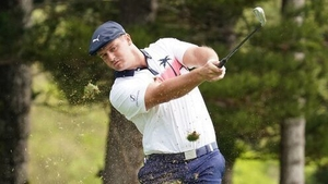 """DeChambeau had considered using a 48-inch driver in November's Masters but decided he was not """"100% ready"""""""