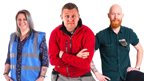 Watch The Big DIY Challenge on Thursdays at 8:30pm on RTÉ One.