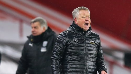 Chris Wilder has spent almost five years in charge of Sheffield United