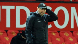 Southampton manager Ralph Hasenhuttl has presided over two 9-0 defeats in 15 months