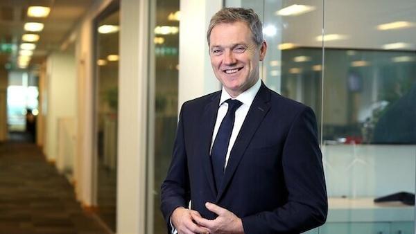 Niall O'Grady, CEO of Linked Finance