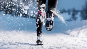 Don't let the weather ruin your routine.