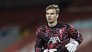 Vitezslav Jaros has been involved in Liverpool first-team squads