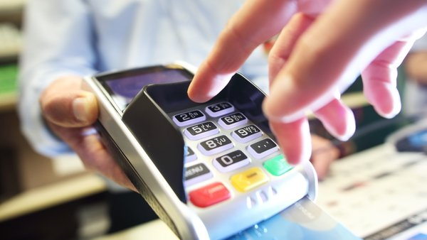 Total debit and credit card spending rose by €1.2 billion in March, new Central Bank figures show
