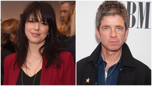 Imelda May and Noel Gallager
