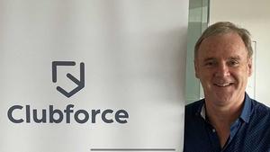 Clubforce founder Warren Healy