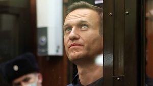 US says Russia poisoned Kremlin critic Alexei Navalny