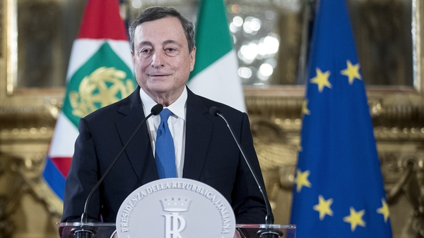 "Incoming Italian prime minister Mario Draghi: ""ideologically, there is very little between blind faith in the superior abilities of a Super Mario and the cult of the Nietzschean Übermensch"""