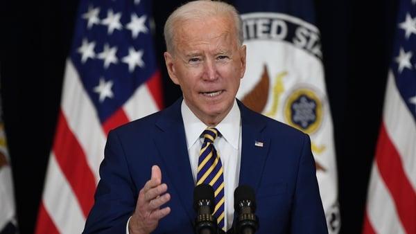 Joe Biden will attend the G7 Summit in Cornwall from 11-13 June