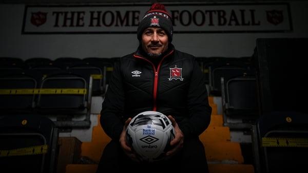 Filippo Giovagnoli has left Dundalk