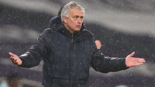 Jose Mourinho's side are struggling for any kind of form