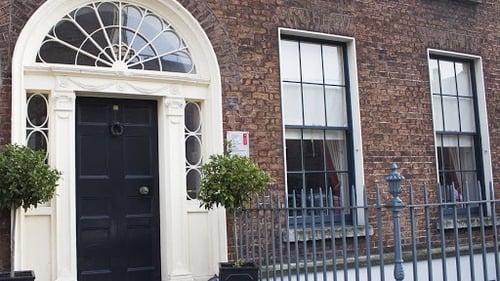 The Georgian House Museum on Fitzwilliam St (Image: ESB/Number Twenty Nine)