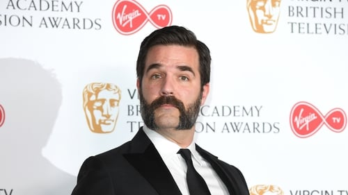 """Rob Delaney: """"I'd been trying to quit drinking for years, but it took that accident to realise my drinking was deadly to the world at large."""""""