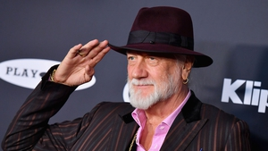 Mick Fleetwood attends the 34th Annual Rock & Roll Hall of Fame Induction Ceremony 2019 in New York City. (Photo credit: ANGELA WEISS/AFP via Getty Images)