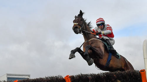 Master McShee makes the jump from handicap to Grade One company on Sunday