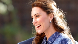 Kate in February 2017. Photo: Getty