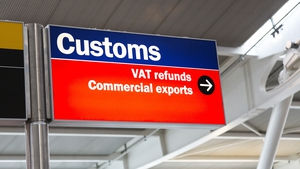 Imports from the UK were down 39% for the first four months of 2021, the CSO said today