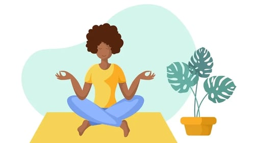 A yoga teacher and psychologist share the mental benefits of regular practice, with Prudence Wade.