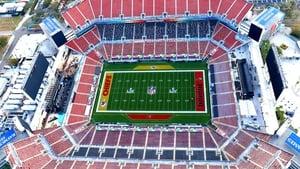Raymond James Stadium is all set to host the Super Bowl