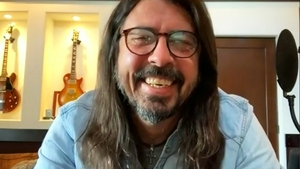 Grohl discussed his love for Ireland on The Late Late Show earlier this year