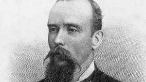 Thomas Bracken, author of 'God Defend New Zealand'
