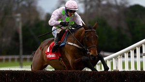 Chacun Pour Soi is favourite for the feature Champion Chase on what will be his first run at the Cheltenham Festival