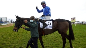 Energumene looks the biggest threat to Shishkin in the Arkle at Cheltenham