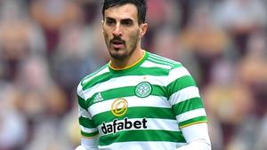 Hatem Elhamed has made 16 appearances for Celtic this season