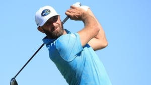 Dustin Johnson has withdrawn from the Texas Open