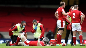 Dan Lydiate is set for a spell on the sidelines