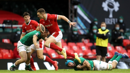 George North has failed to recover from an eye injury sustained in Sunday's win over Ireland