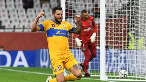 Andre-Pierre Gignac converted from the spot