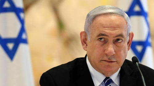 Benjamin Netanyahu has been asked to form a new government in Israel