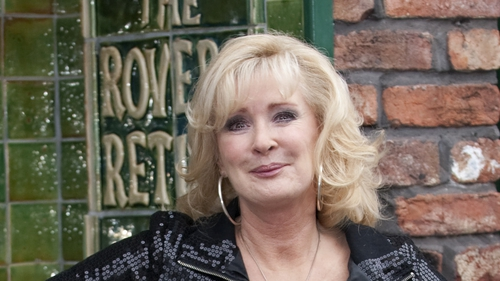 Beverley Callard has quit the cobbles for good