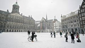 Bars and restaurants closed in the Netherlands last October