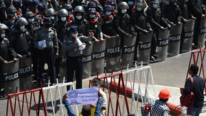 """Also since the coup more than 1,700 people have been """"arbitrarily"""" arrested and detained"""