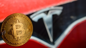 Tesla last month said it had bought $1.5 billion of bitcoin