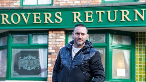 Will Mellor - His character Harvey will be central to the plot involving Leanne Battersby and her dealer son Simon Barlow