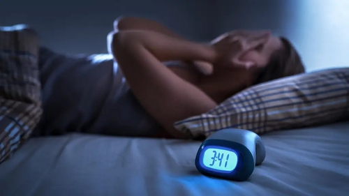 The stress of the pandemic, working from home or not working at all could be affecting your night's rest.