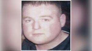Andrew Allen was shot in front of his partner at their home in Buncrana