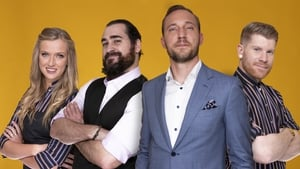 (L-R) Alice, Ethan, Mateo and Pete will be trying to put the romantic hopefuls at their ease on Thursday on RTÉ2 at 9:30pm