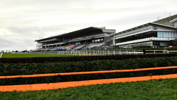 Leopardstown boasts full CCTV coverage of its stable yard