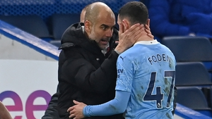 Pep is looking for a big statement from his players