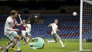 Sam Surridge (r) scored Bournemouth's opener