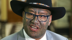 Rawiri Waititi said the tie row showed race relations still needed to improve