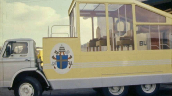 Plans To Scrap Popemobile
