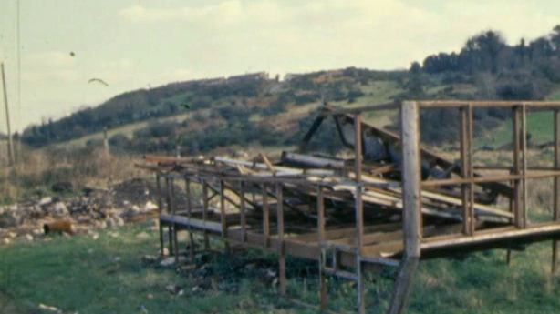 Remains of Smaller Popemobile (1981)